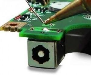 Laptop Power Jack Repair
